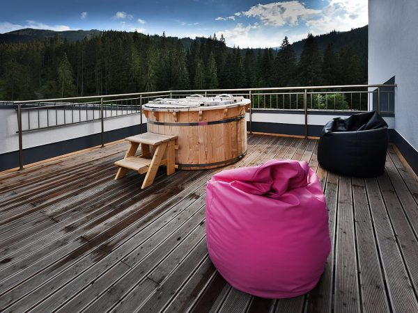 Accomodation in Jasna with pool